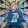 Dreams Inspired LCCC and University Partnership Grad Zackery McConnon to Write His First Book