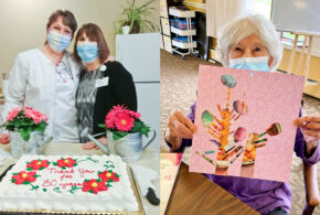 O'Neill Healthcare Celebrates Caregivers and Earth Day
