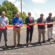Roundabout Opens in Ridgeville